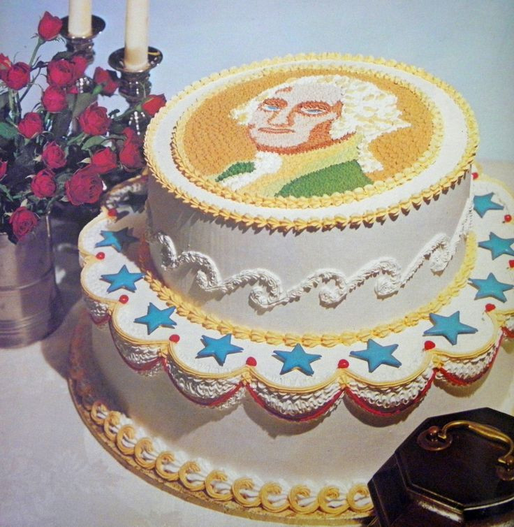 Best ideas about A Birthday Cake For George Washington . Save or Pin 1000 images about Happy Birthday George Washington on Now.