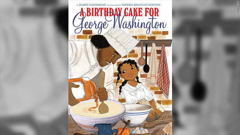 Best ideas about A Birthday Cake For George Washington . Save or Pin Scholastic pulls George Washington book after slavery backlash Now.