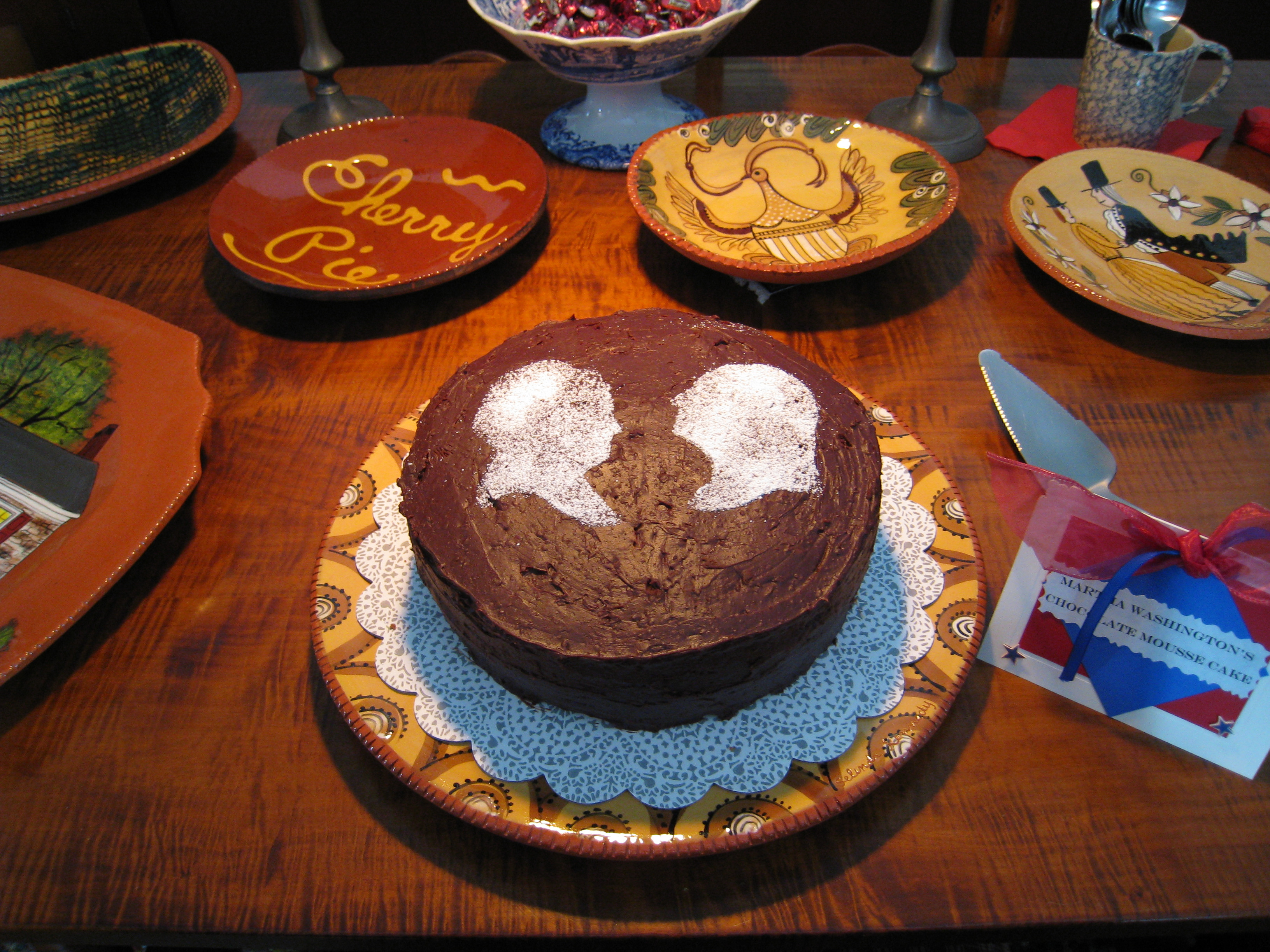 Best ideas about A Birthday Cake For George Washington . Save or Pin Gallery Now.
