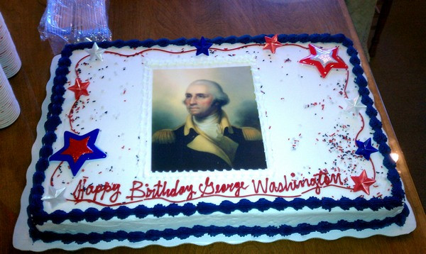 Best ideas about A Birthday Cake For George Washington . Save or Pin SONS OF THE REVOLUTION 2013 George Washington Reception Now.