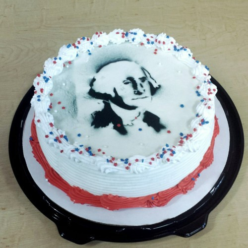 Best ideas about A Birthday Cake For George Washington . Save or Pin a cake for george washington Now.