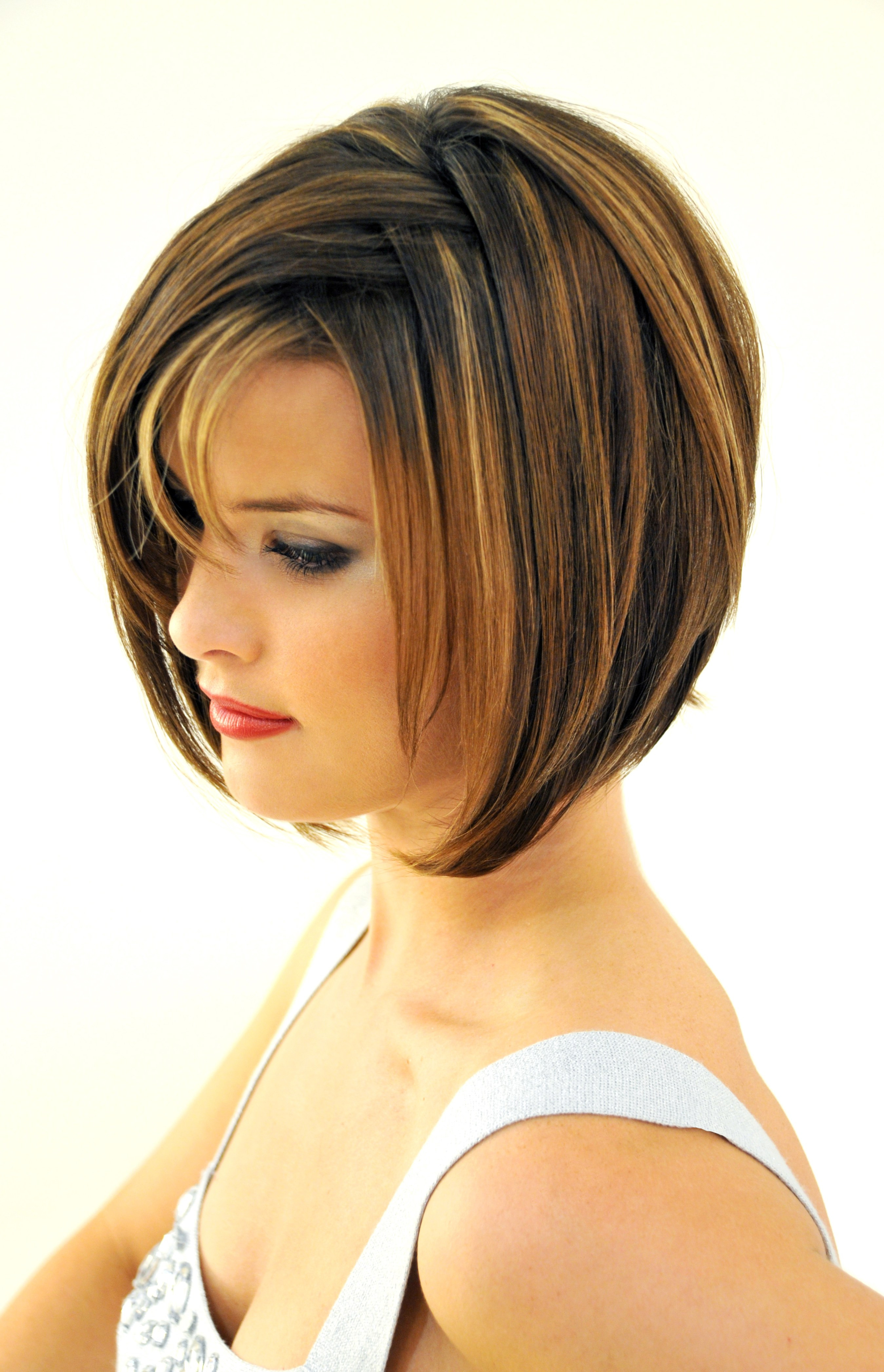 Best ideas about A Bob Hairstyle . Save or Pin Short Bob Hairstyles with Bangs 4 Perfect Ideas for You Now.