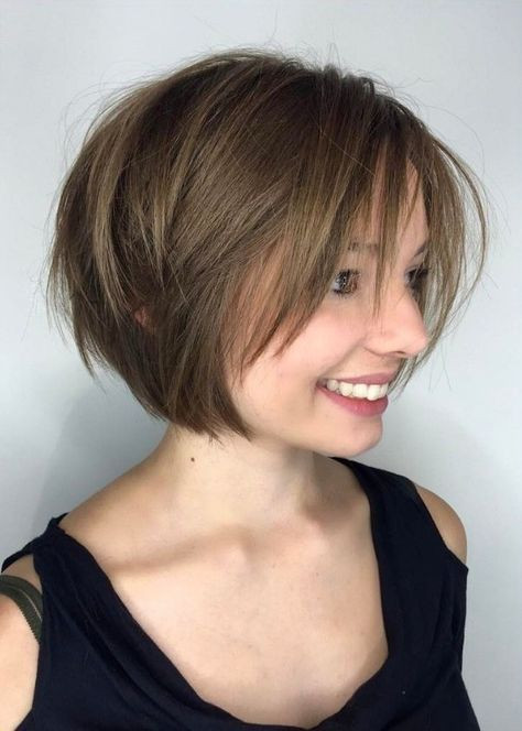 Best ideas about A Bob Hairstyle . Save or Pin 30 Layered Bob Haircuts For Weightless Textured Styles Now.