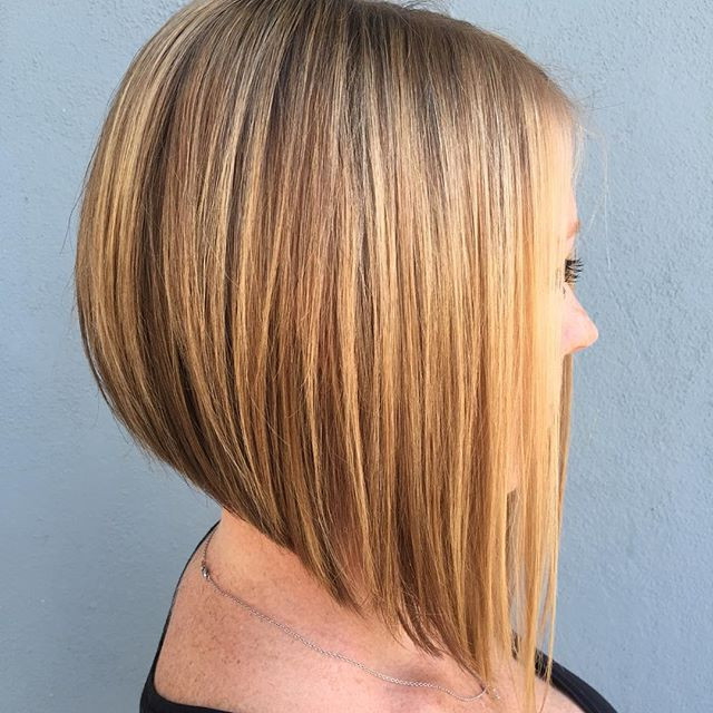 Best ideas about A Line Bob Hairstyles . Save or Pin 22 Top A line Hairstyles PoPular Haircuts Now.