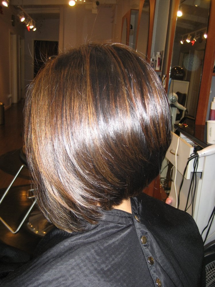 Best ideas about A Line Bob Hairstyles . Save or Pin A line bob Now.