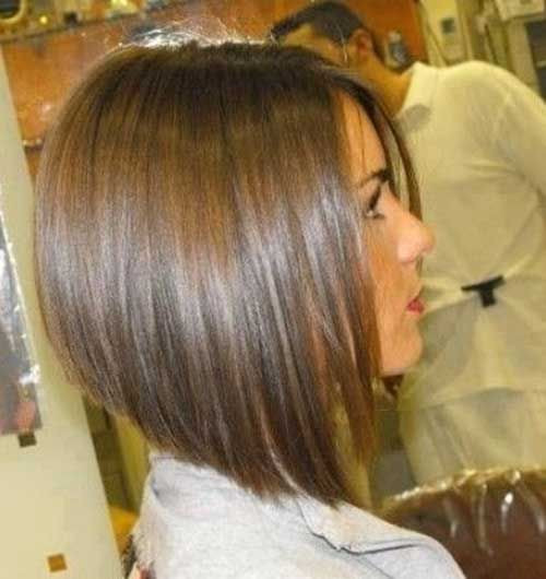 Best ideas about A Line Bob Hairstyles . Save or Pin 22 Cute Inverted Bob Hairstyles PoPular Haircuts Now.