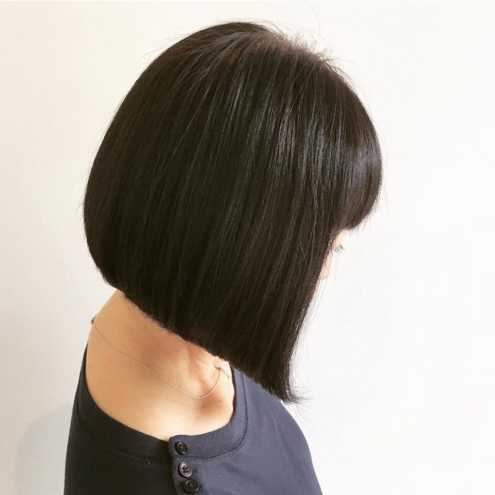 Best ideas about A Line Bob Hairstyles . Save or Pin 30 Hottest A Line Bob Haircuts You ll Want to Try in 2018 Now.