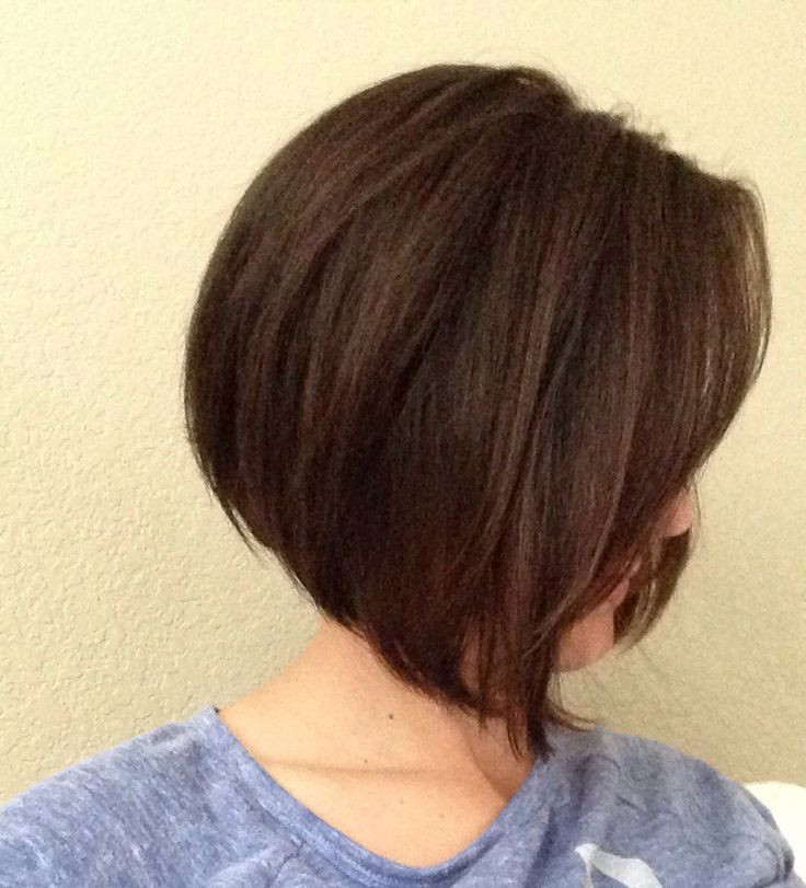 Best ideas about A Line Bob Hairstyles . Save or Pin Short A line bob with side swept bangs Hairstyles Now.