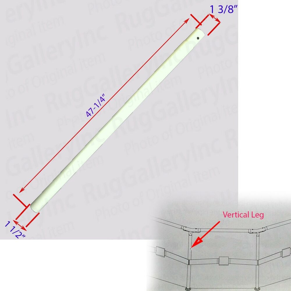 Best ideas about Above Ground Pool Frame Replacement Parts . Save or Pin Vertical Leg Pole Replacement Parts for Summer Escapes Now.