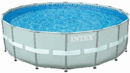 """Best ideas about Above Ground Pool Frame Replacement Parts . Save or Pin Intex 16 X 48"""" Ultra Frame Pool Liner Now."""