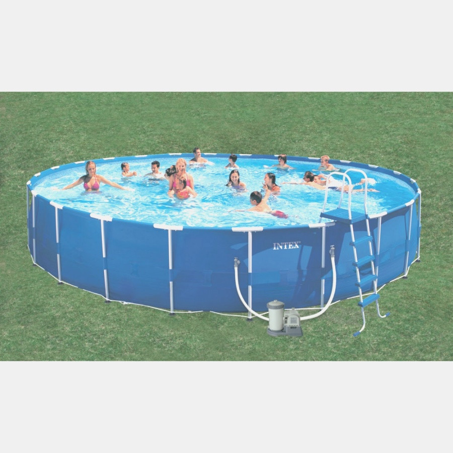 Best ideas about Above Ground Pool Frame Replacement Parts . Save or Pin 5 New Thoughts About Intex Swimming Pool Now.