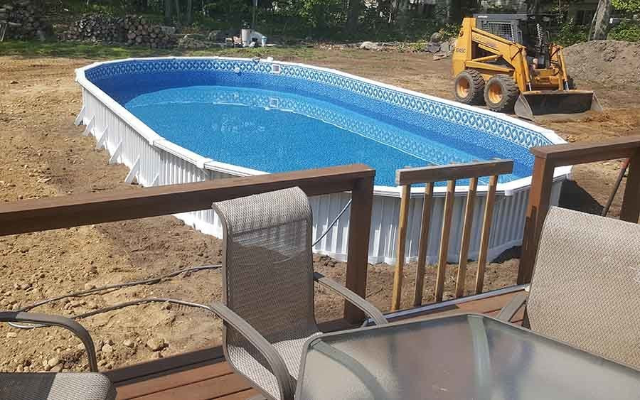 Best ideas about Above Ground Pool Installation . Save or Pin Aquasport 52 Pools from Aquasport Pools LLC Buster Now.