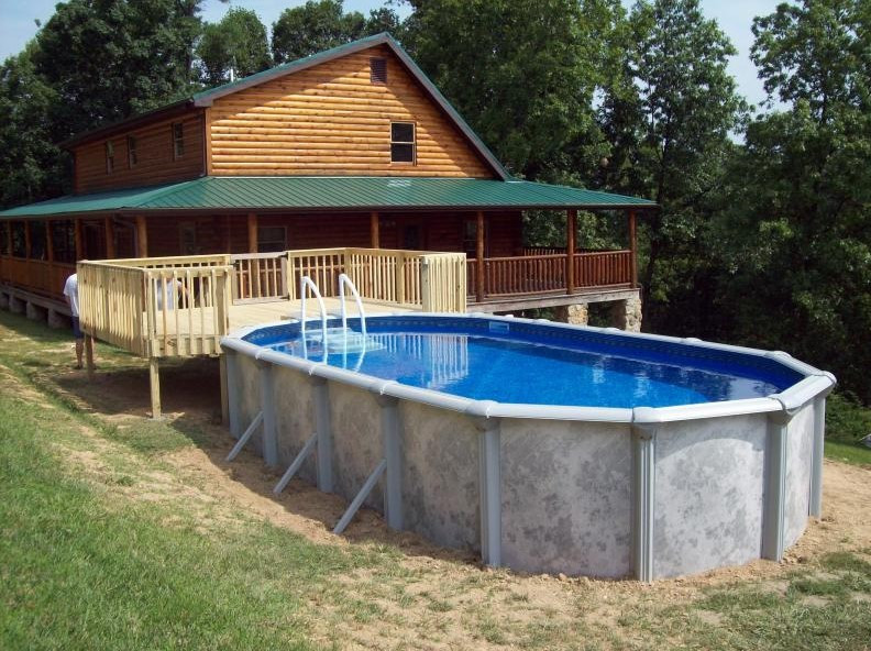 Best ideas about Above Ground Pool Installation . Save or Pin Ground Pool Installation Cost and How to Install Now.