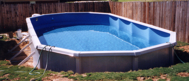 Best ideas about Above Ground Pool Installation . Save or Pin Ground Pool Installation and Construction Information Now.