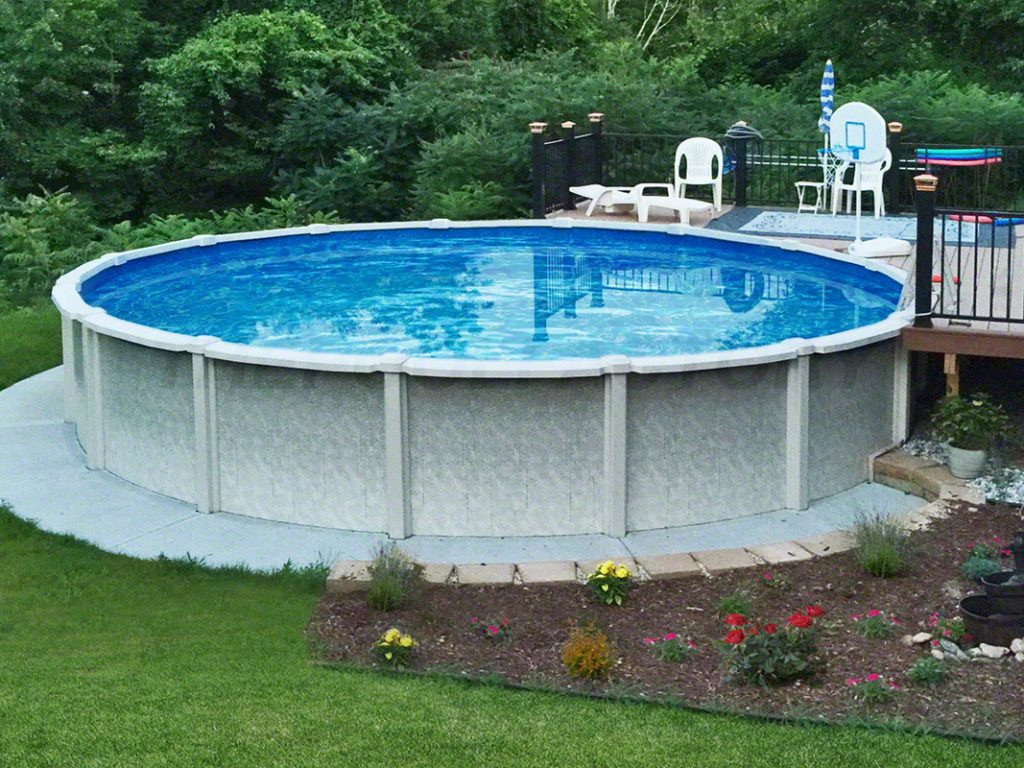 Best ideas about Above Ground Pool Installation . Save or Pin Ground Pool Installation s The Pool Factory Now.