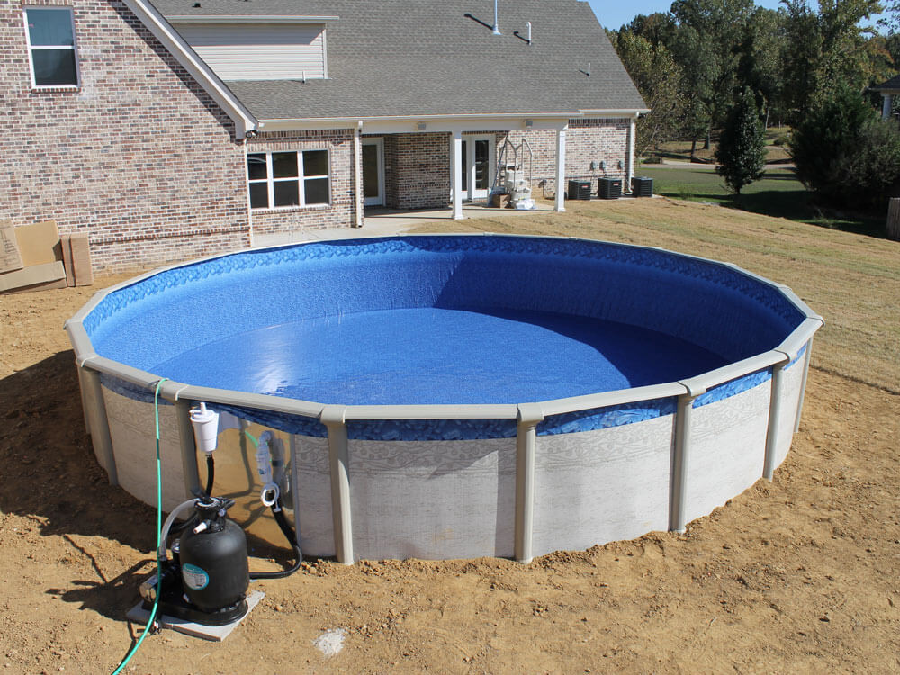 Best ideas about Above Ground Pool Installation . Save or Pin Smith Pools & Spas Now.