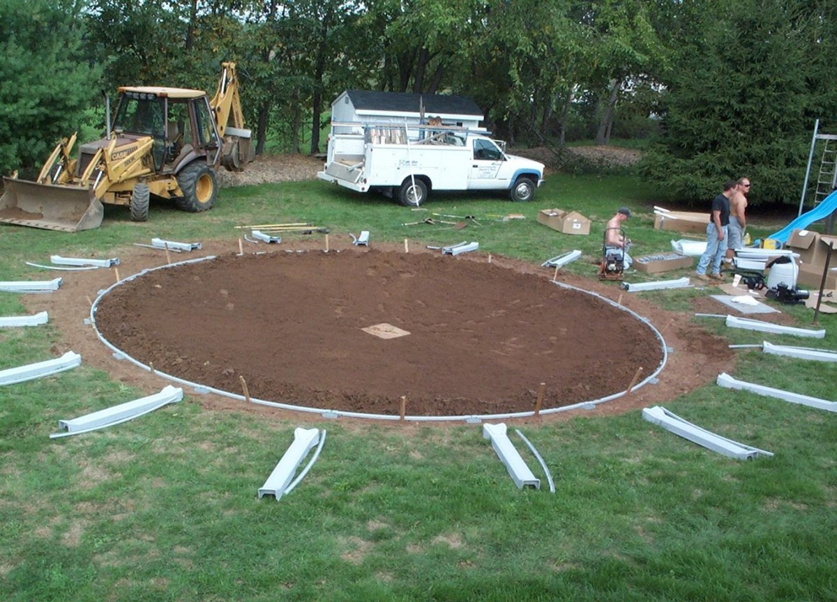 Best ideas about Above Ground Pool Installation . Save or Pin Intex Salt Water Pool Systems for Ground Pool Review Now.