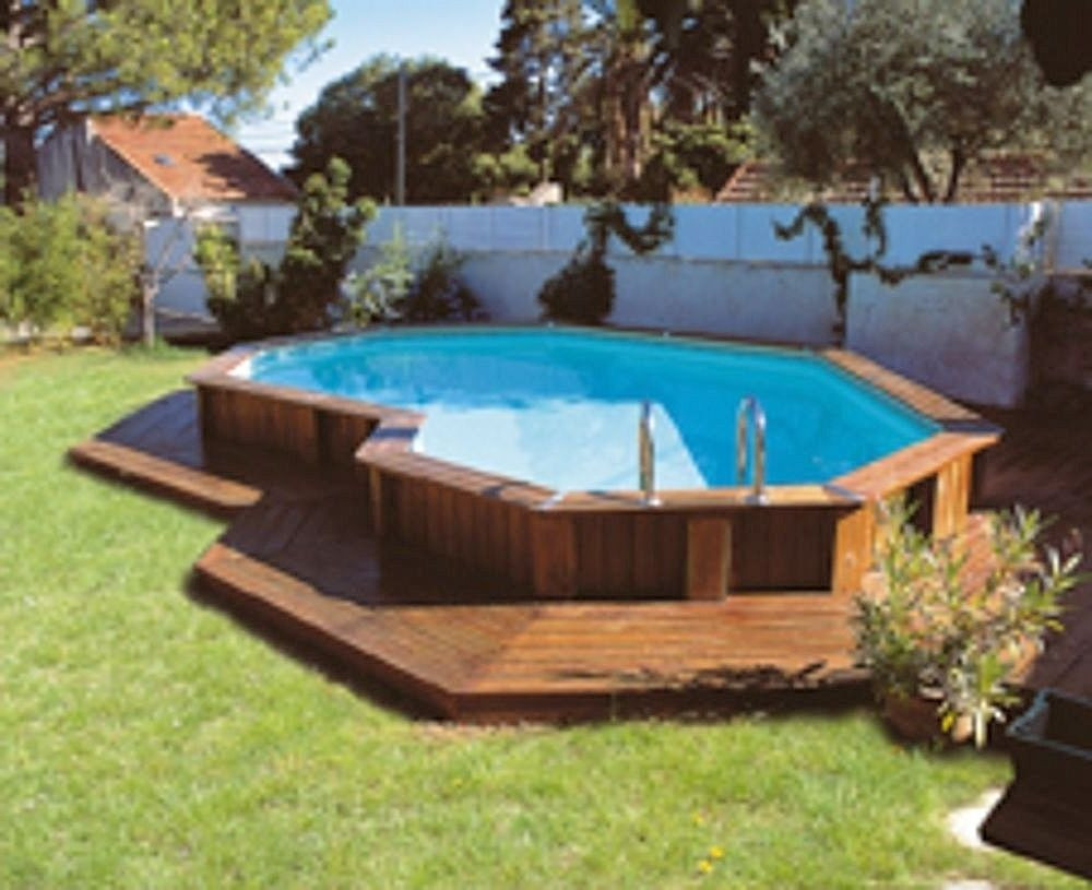 Best ideas about Above Ground Pool Pad Ideas . Save or Pin Top Ground Pool Decking Ground Pool Decks Now.