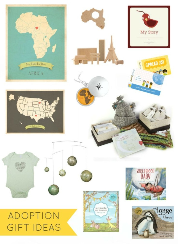 Best ideas about Adopt Gift Ideas . Save or Pin Adoption Gift Ideas BeautifulBabyShower baby shower Now.