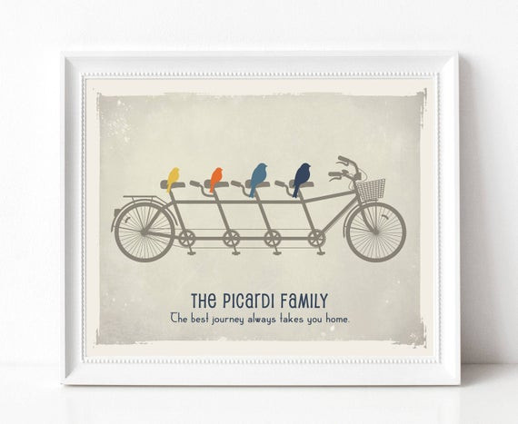 Best ideas about Adopt Gift Ideas . Save or Pin ADOPTION Gift Print Adoption Sign Personalized Family Art Now.