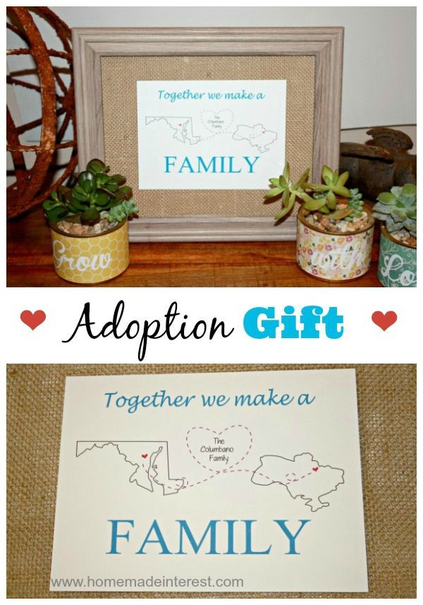 Best ideas about Adopt Gift Ideas . Save or Pin Best 25 Adoption ts ideas on Pinterest Now.