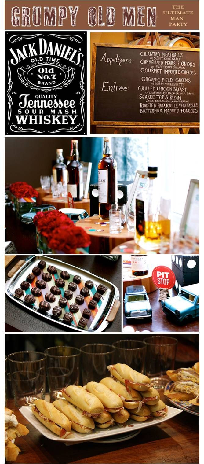 Best ideas about Adult Birthday Party Themes . Save or Pin 32 best Vintage Dude images on Pinterest Now.