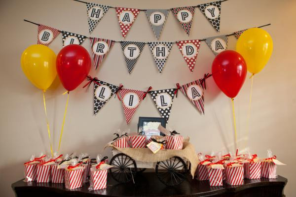Best ideas about Adult Birthday Party Themes . Save or Pin Kara s Party Ideas Vintage Movie Boy Girl Family Adult Now.