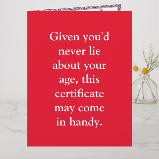 Best ideas about Adult Birthday Wishes . Save or Pin Funny 50th Birthday Cards Now.