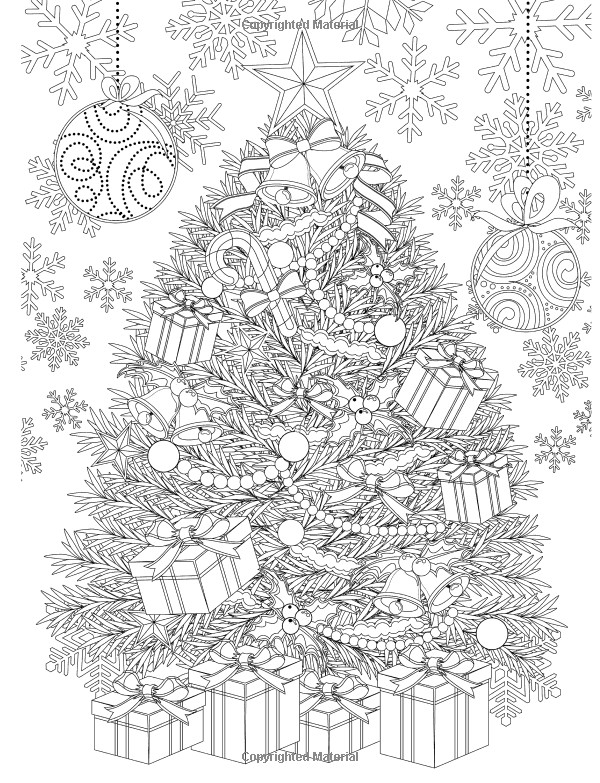 Best ideas about Adult Coloring Books Amazon . Save or Pin Adult Coloring Book Magic Christmas for Relaxation Now.