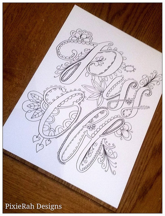 Best ideas about Adult Coloring Books Bad Words . Save or Pin This Curse Word Coloring Book Is Amazing FabFitFun Now.