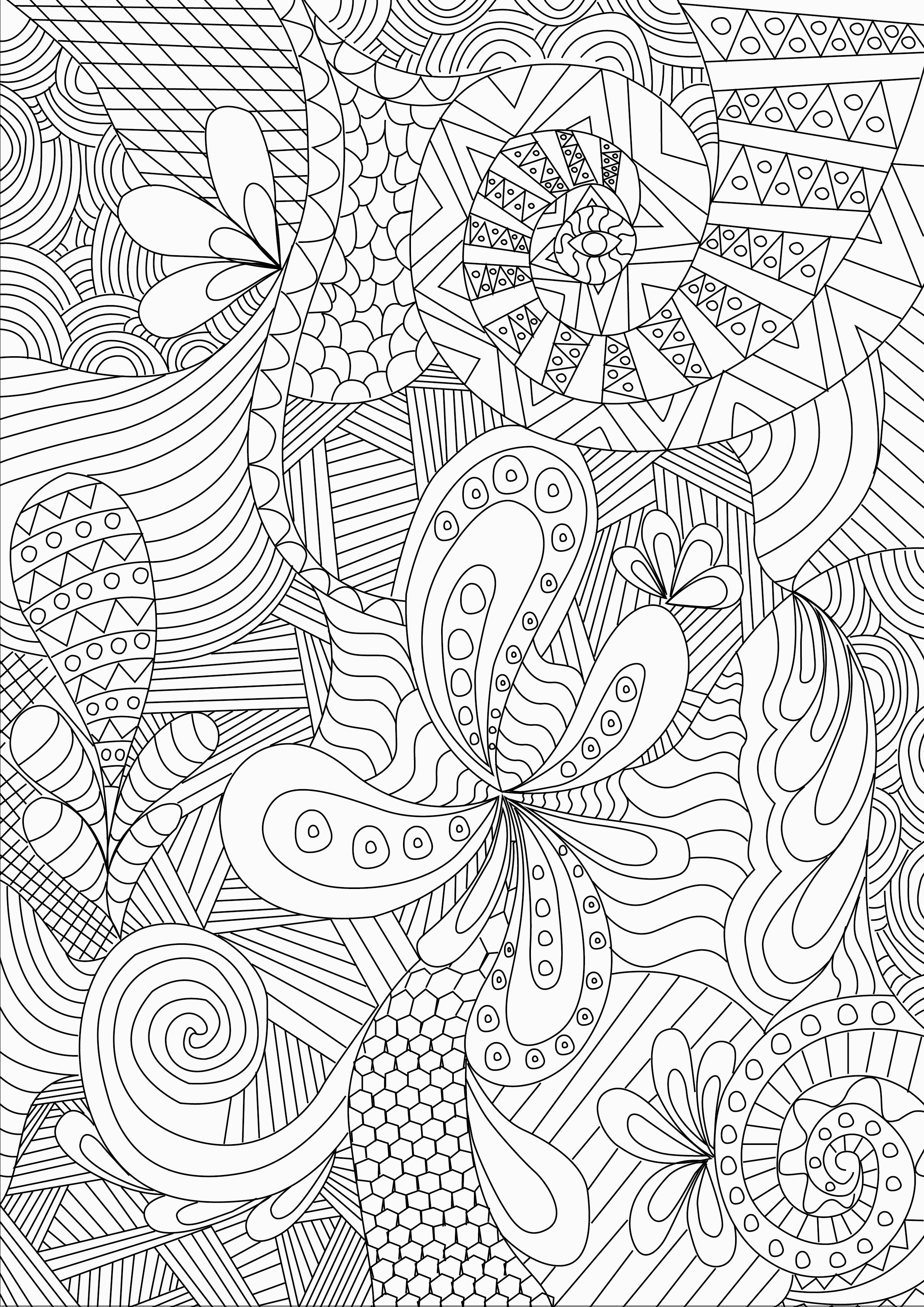 Best ideas about Adult Coloring Books Printable . Save or Pin Zentangle Colouring Pages In The Playroom Now.