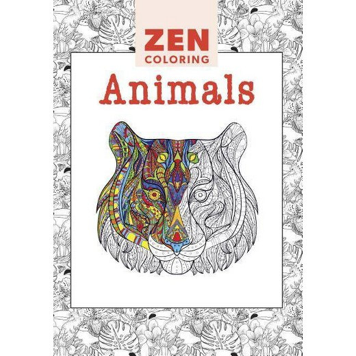 Best ideas about Adult Coloring Books Target . Save or Pin Animals Adult Coloring Book Tar Now.