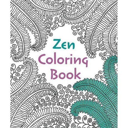 Best ideas about Adult Coloring Books Target . Save or Pin Zen Adult Coloring Book Tar Now.