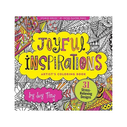 Best ideas about Adult Coloring Books Target . Save or Pin Joyful Inspirations Adult Coloring Book Tar Now.