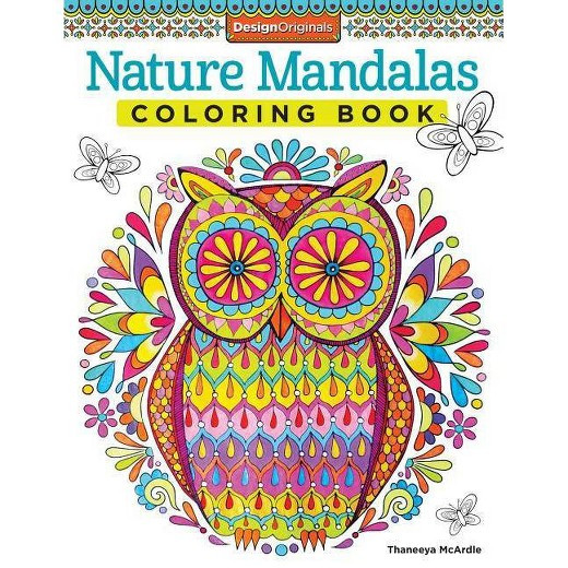 Best ideas about Adult Coloring Books Target . Save or Pin Nature Mandalas Adult Coloring Book Tar Now.