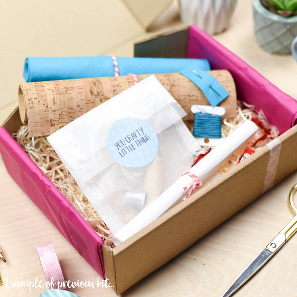 Best ideas about Adult Craft Kits . Save or Pin one month craft kit subscription for adults by craftiosity Now.