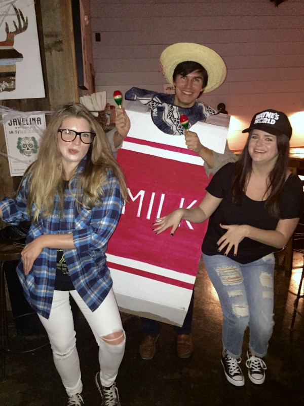Best ideas about Adult DIY Halloween Costumes . Save or Pin My friends are crafty Homemade Halloween costumes for Now.