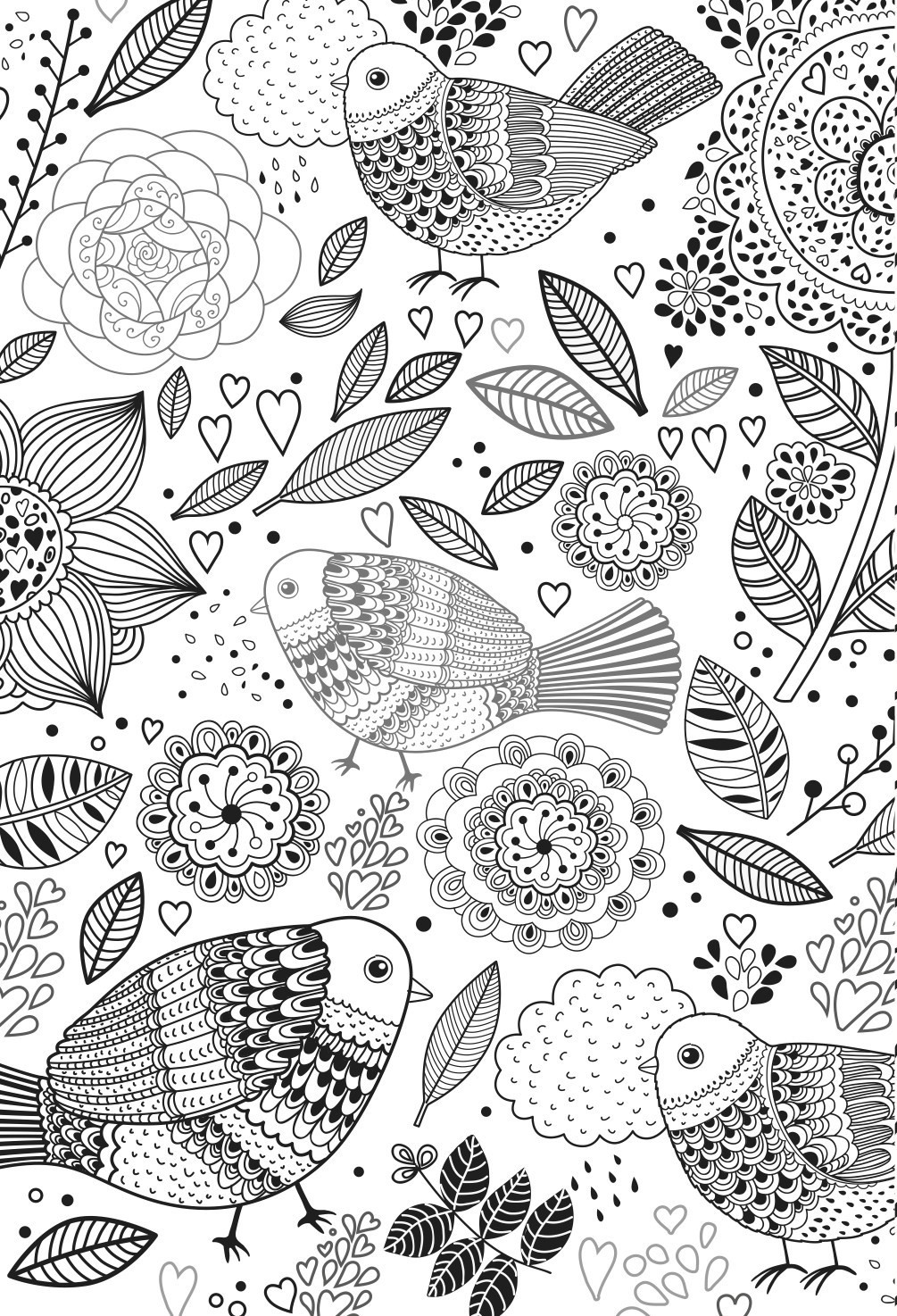 Best ideas about Adult Stress Coloring Books . Save or Pin Colouring Books for Adults In The Playroom Now.