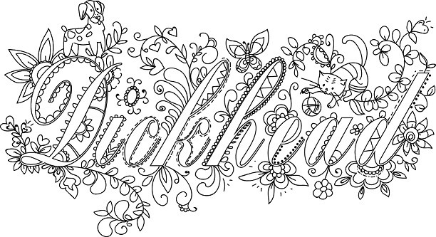 Best ideas about Adult Swear Word Coloring Books . Save or Pin Adult Coloring Book Free Coloring Pages Now.