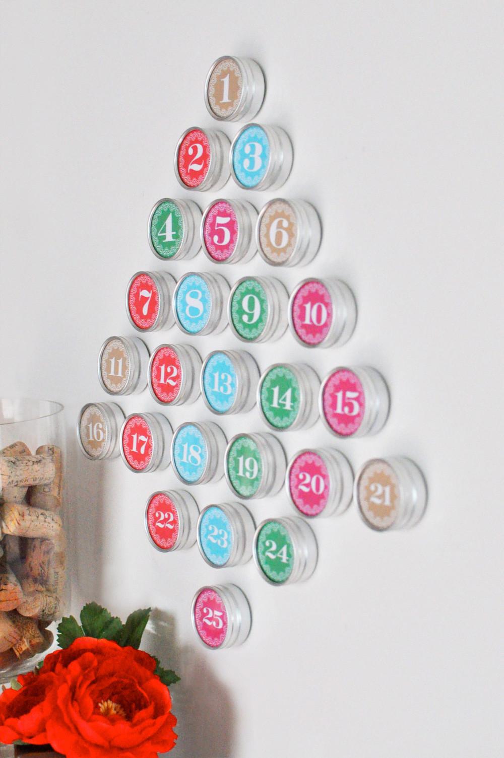 Best ideas about Advent Calendar DIY . Save or Pin Yvonne Byatt s Family Fun CHRISTMAS ADVENT CALENDERS Now.