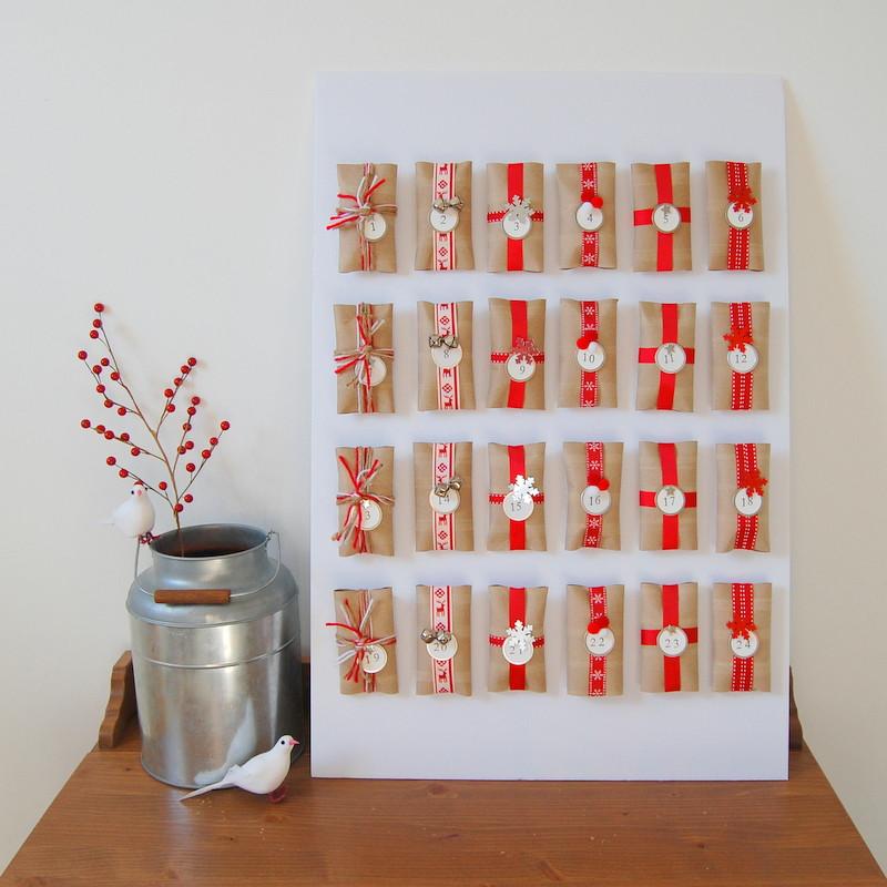 Best ideas about Advent Calendar DIY . Save or Pin DIY Advent Calendar northstory Now.