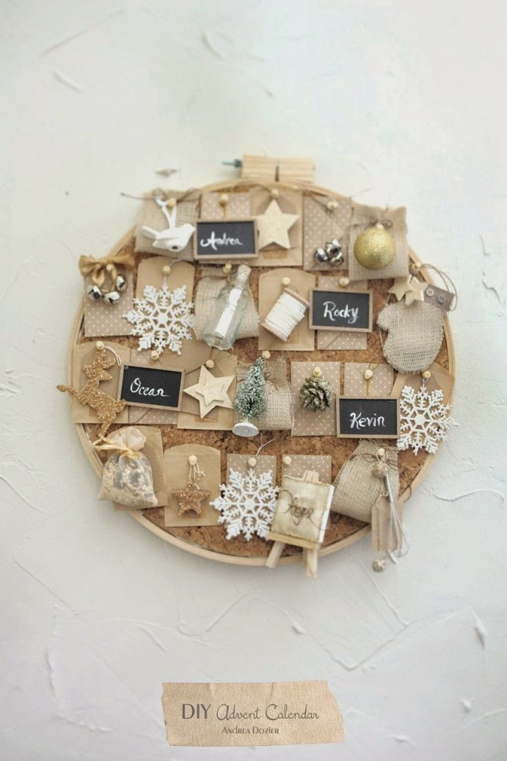 Best ideas about Advent Calendar DIY . Save or Pin Mijbil Creatures 10 DIY Advent Calendars Now.
