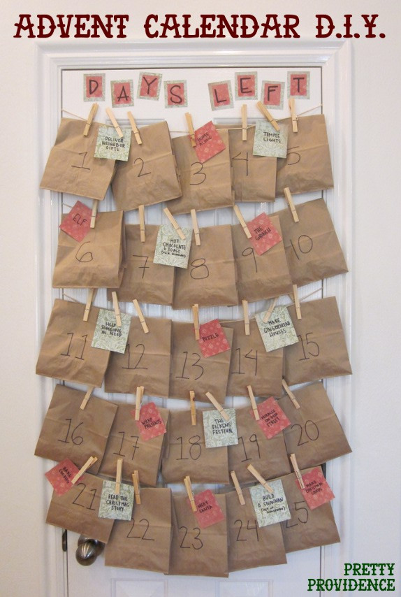 Best ideas about Advent Calendar DIY . Save or Pin The Coolest Advent Calendar Ideas in the World you can Now.