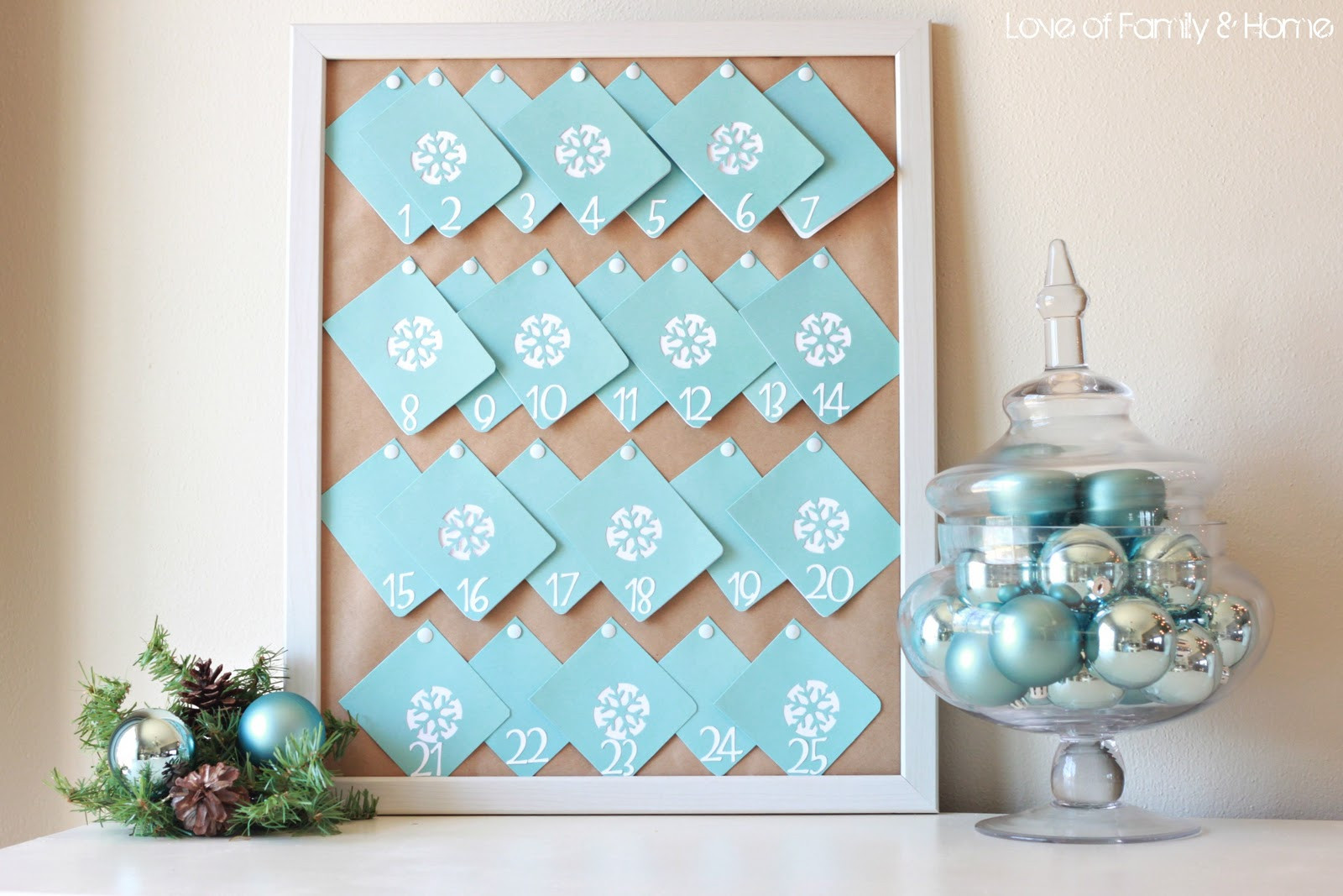 Best ideas about Advent Calendar DIY . Save or Pin DIY Advent Calendar Archives Love of Family & Home Now.