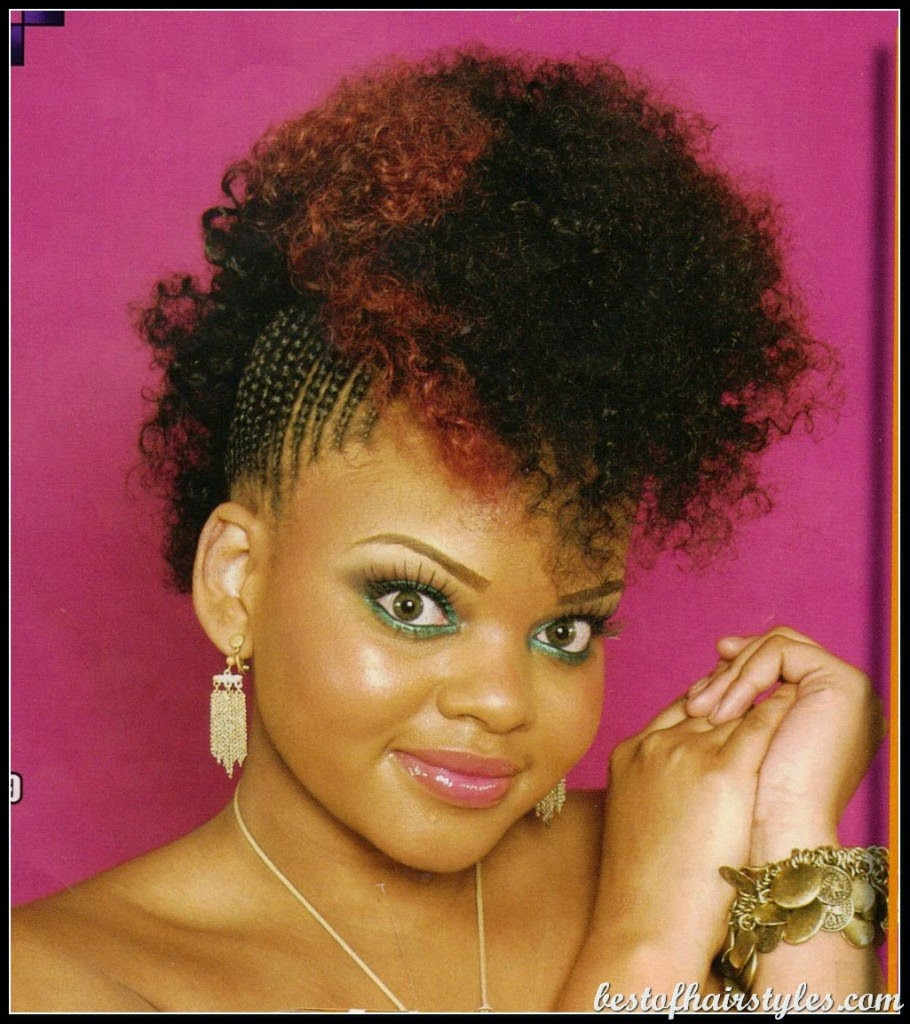 Best ideas about African Braids Hairstyles . Save or Pin hairsizzles Now.