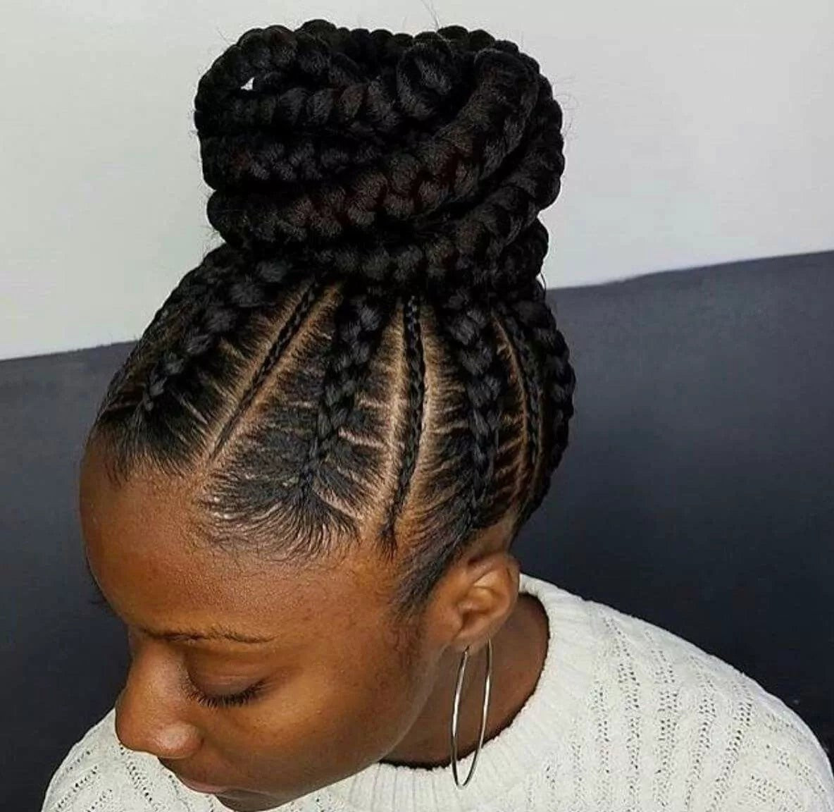 Best ideas about African Braids Hairstyles . Save or Pin Top 10 African braiding hairstyles for la s PHOTOS Now.