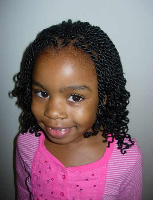 Best ideas about African Kids Hairstyle . Save or Pin African American children hairstyles – Braids Weaves Now.