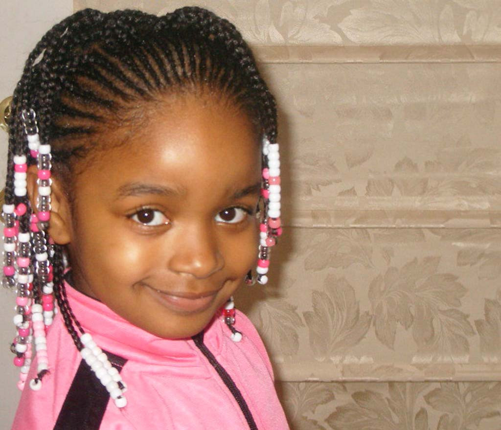 Best ideas about African Kids Hairstyle . Save or Pin Cute Hair Styles for Africans Short and Long Ellecrafts Now.