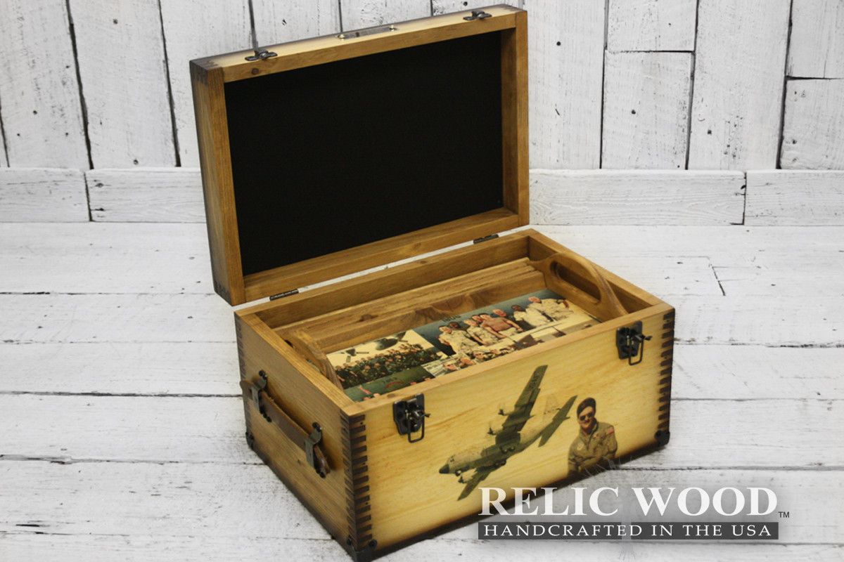 Best ideas about Air Force Gift Ideas . Save or Pin Best retirement ts for an Air Force ficer Relic Wood Now.