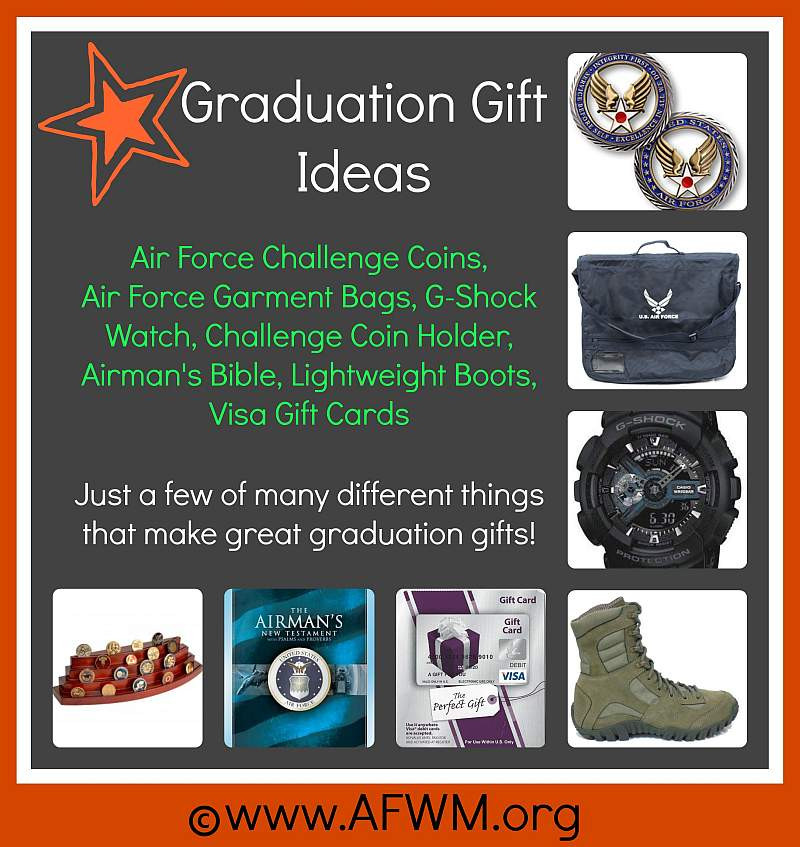 Best ideas about Air Force Gift Ideas . Save or Pin Graduation Gift Ideas Now.